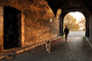 At Karlo's Gate, Lower Town of the Belgrade Fortress (Photo: Svetlana Dingarac)